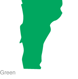 Vermont state clipart.