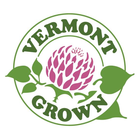 Grown in Vermont Logo.