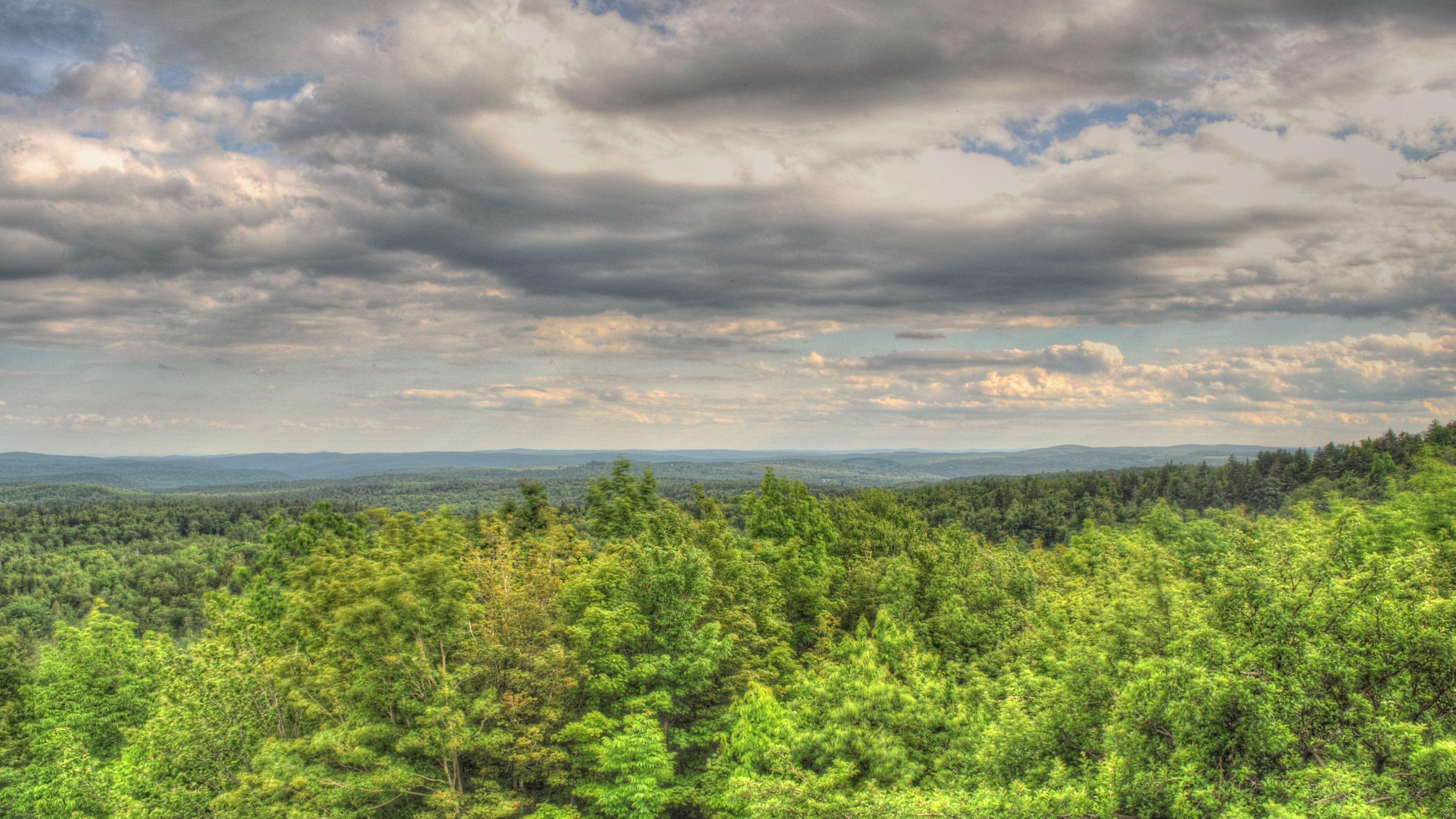 Hogback Mountain, Vermont.
