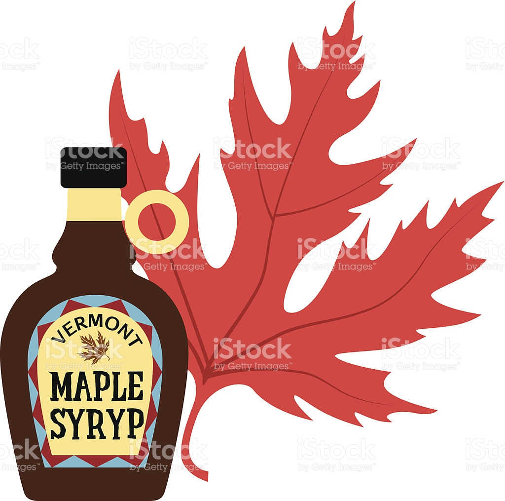 Vermont syrup clipart #18
