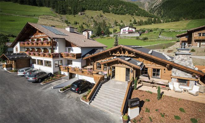 Hotel rooms ::: Hotel & Chalets Edelweiss ****.