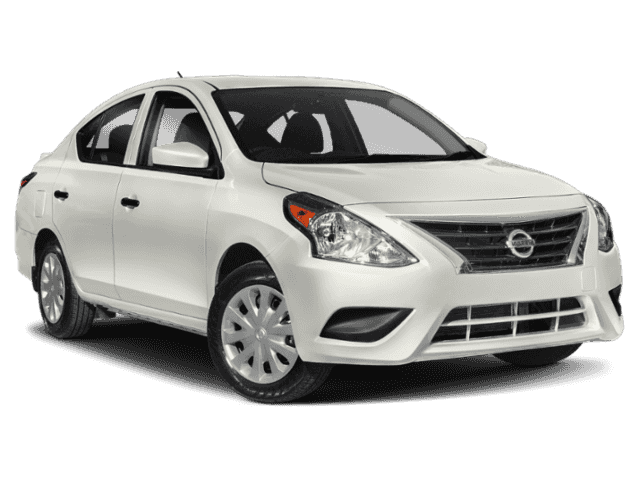 New 2019 Nissan Versa 1.6 SV FWD 4D Sedan.
