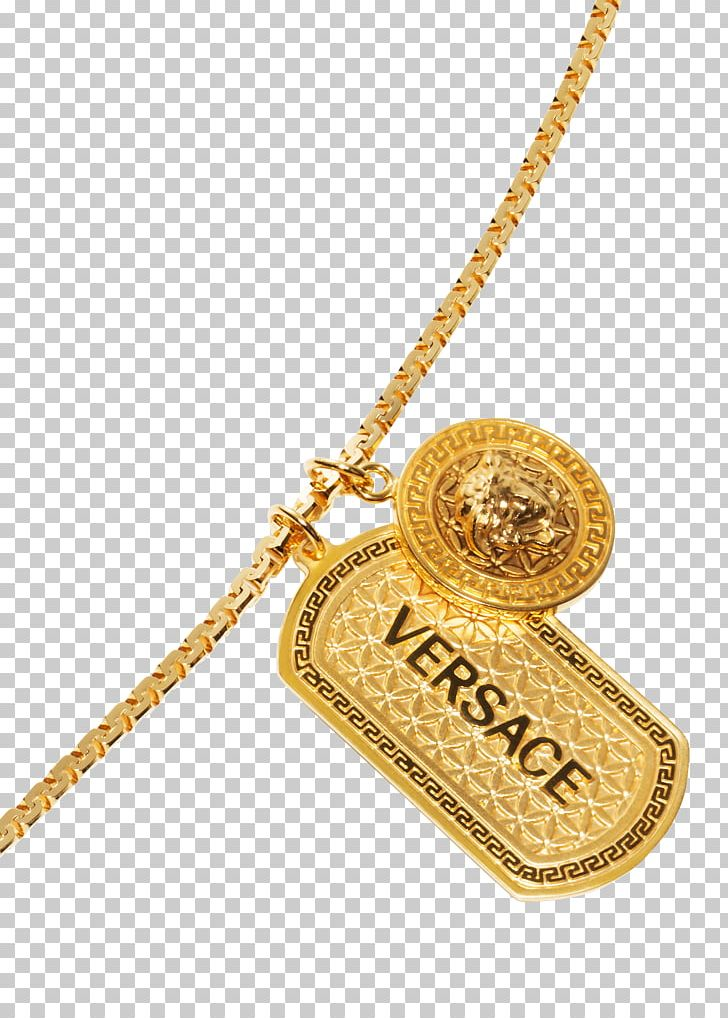 Versace Men Necklace Chain Jewellery PNG, Clipart, Chain.
