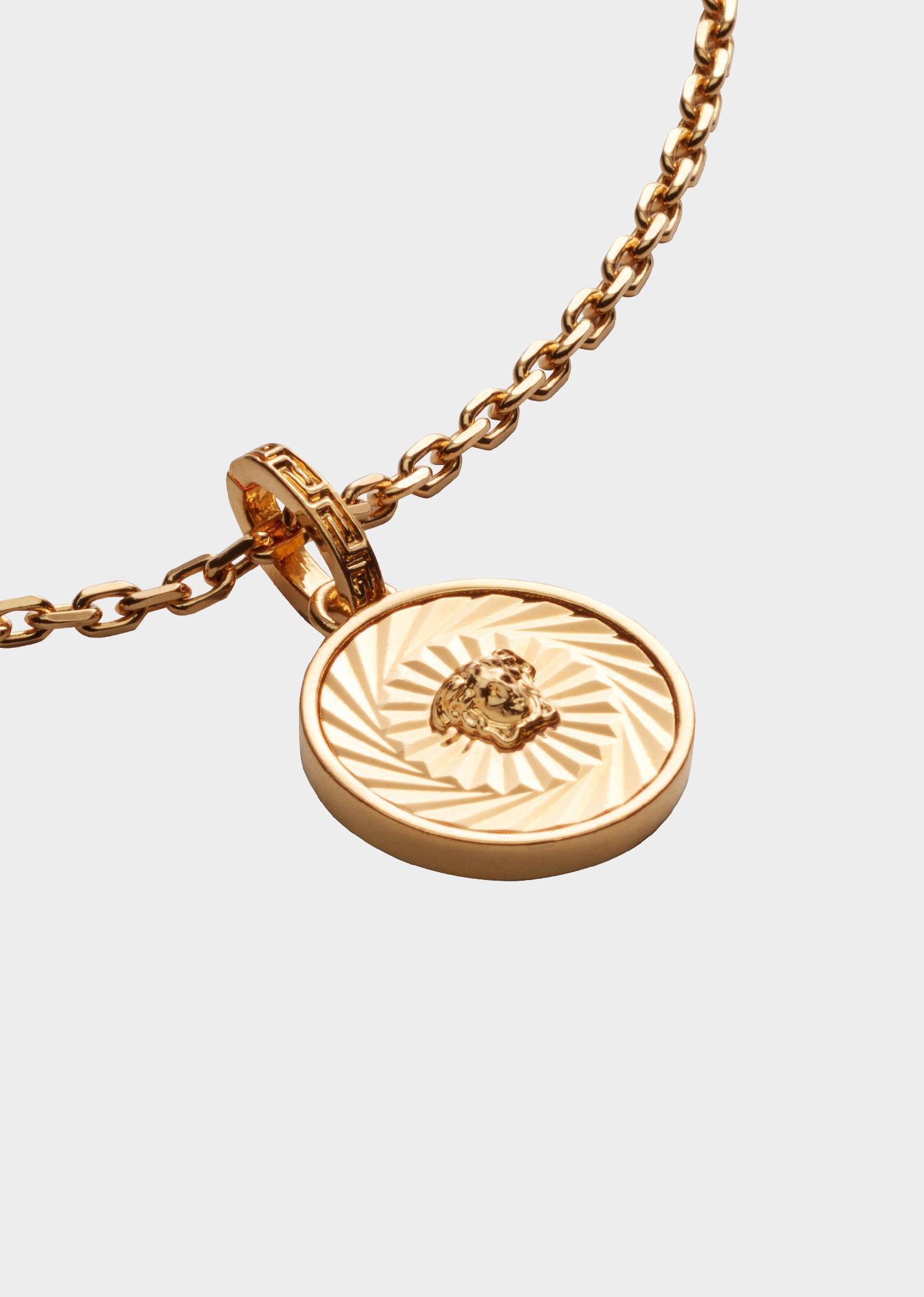 Versace Jewelry for Men.