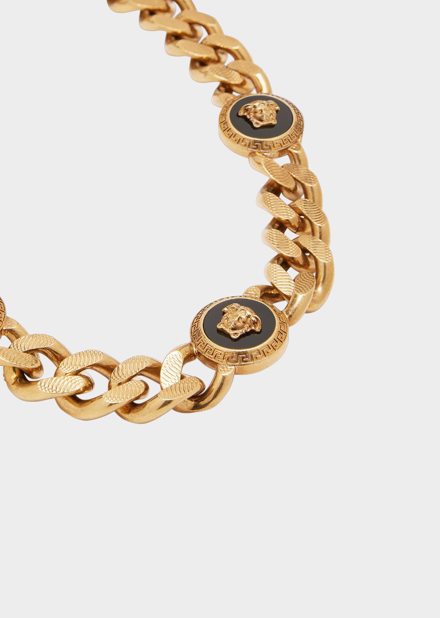 Versace Necklaces & Chains for Men.