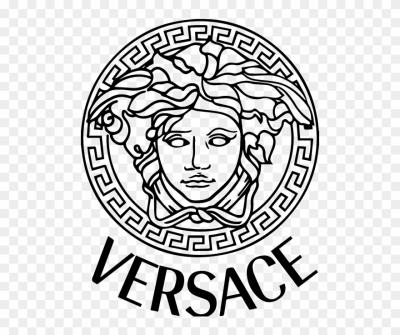 Versace PNG.