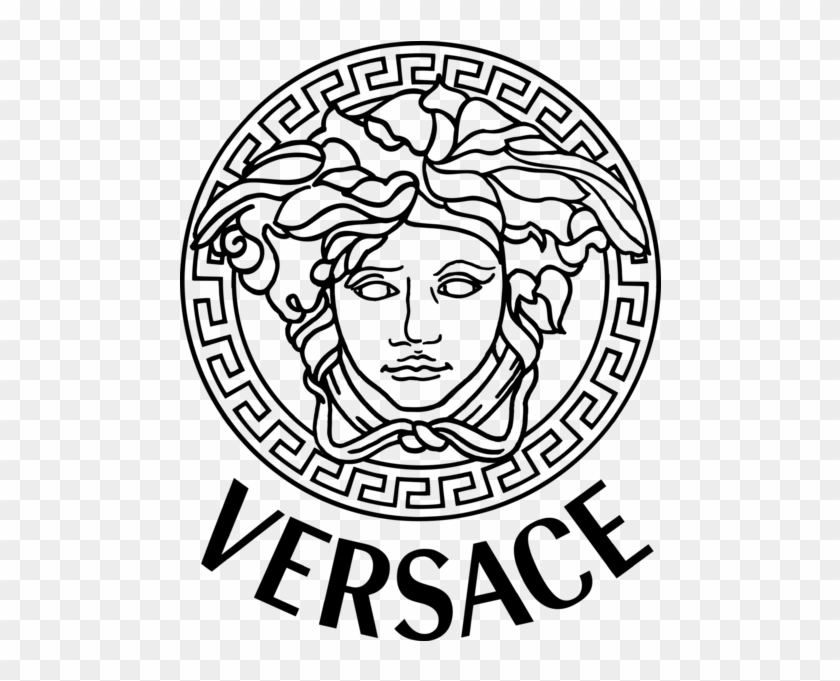 Versace Logo, HD Png Download (#613859), Free Download on Pngix.