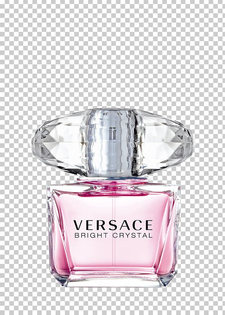 Versace Bright Crystal Perfume For Women PNG, Clipart.