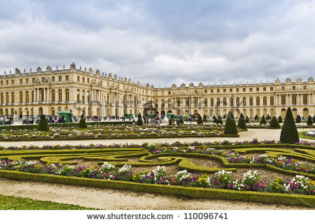 Palace Of Versailles Stock Photos, Royalty.
