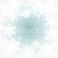 Winter Verschwommen Bokeh Hintergrund stock.