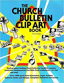 The Church Bulletin Clip Art Book: Regal Books.