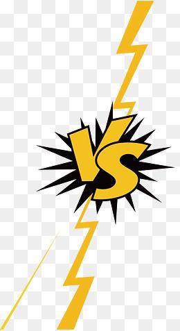 Lightning Contrast, Vector Png, Lightning, Lightning Border.