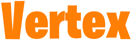 Vertex Fortnite Logo.