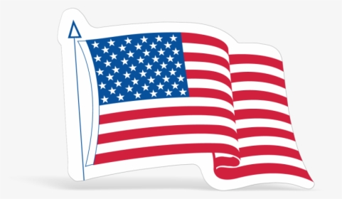 American Flag Waving PNG Images, Transparent American Flag.