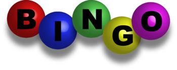Bingo Clip Art & Worksheets.