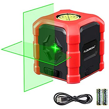 FLOUREON Laser Level Self.