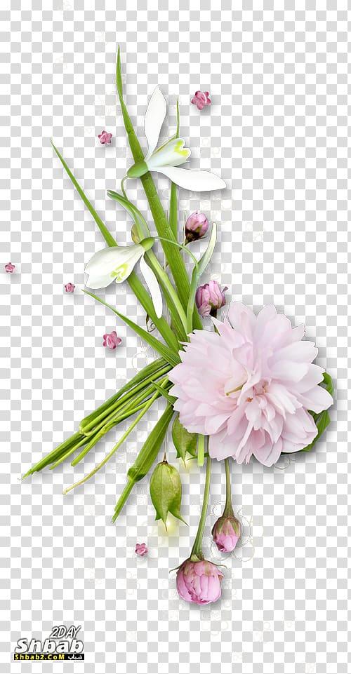 Flower , lovely vertical borders transparent background PNG.