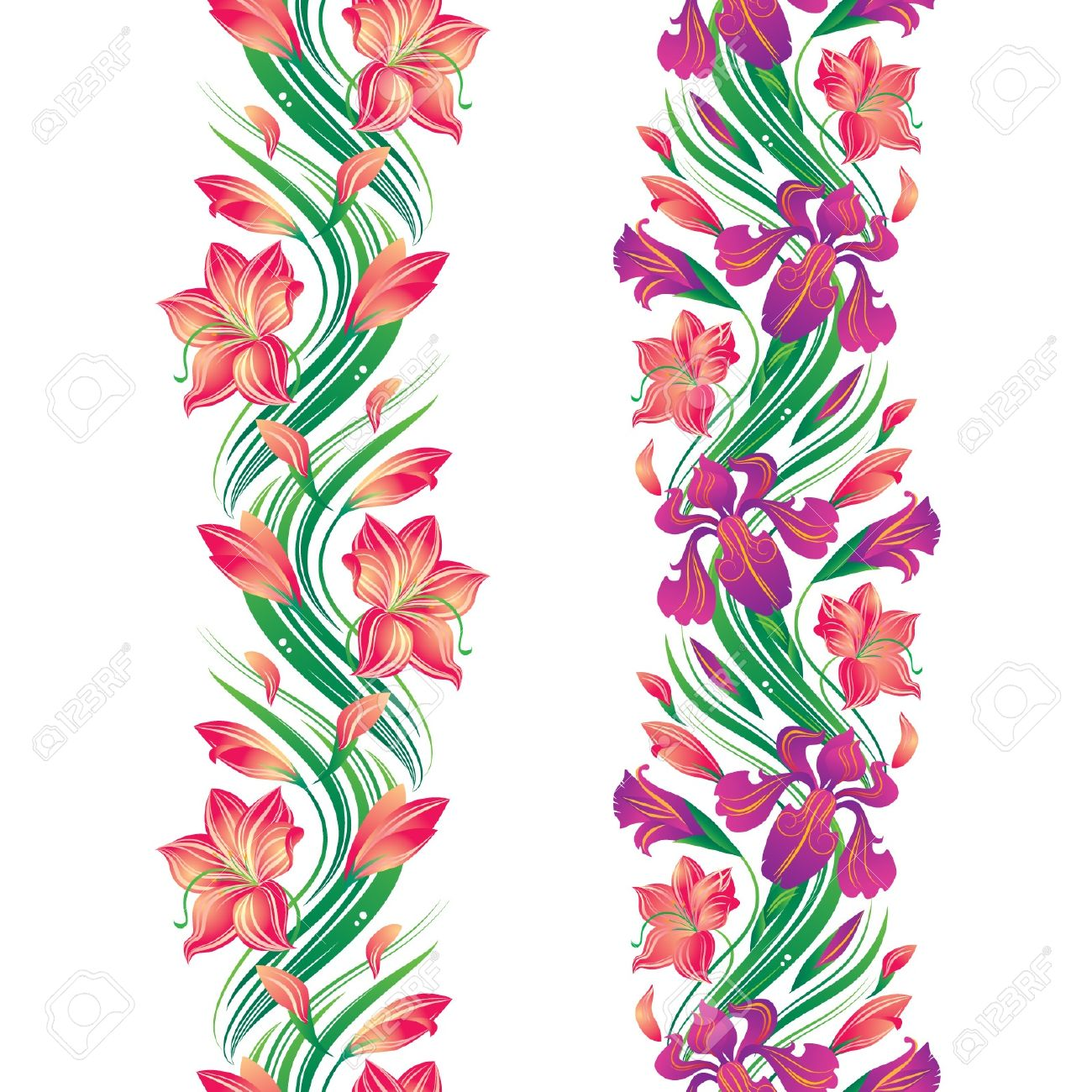 37215 Flower free clipart.