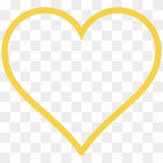 Free Gold Heart Png Transparent Images.
