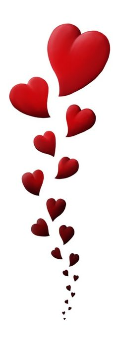Free Hearts Vertical Cliparts, Download Free Clip Art, Free.