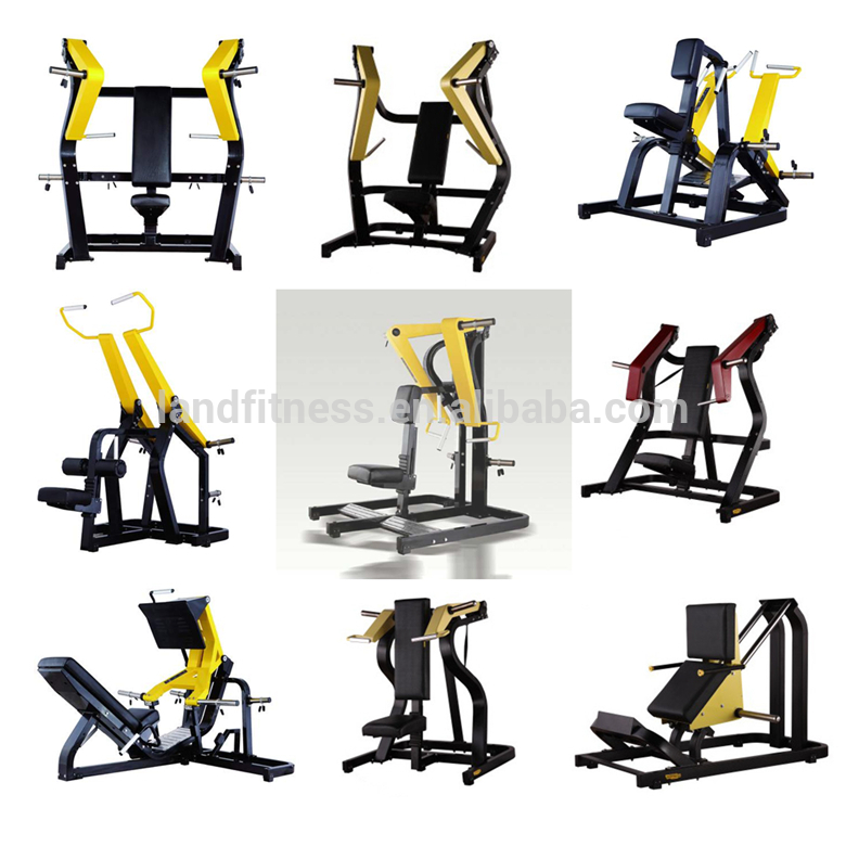 LAND Pure Strength fitness gym machine/Vertical Traction Trainer.