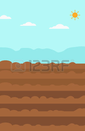 166 Fertile Land Stock Vector Illustration And Royalty Free.