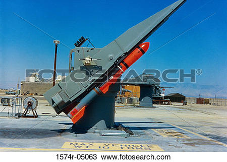 Stock Photo of Vertical launch Anti.