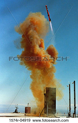 Stock Photograph of Vertical launch Anti.