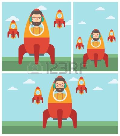 694 Take A Launch Stock Vector Illustration And Royalty Free Take.