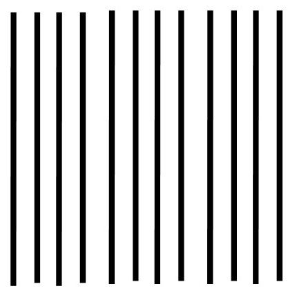 Vertical Line Clipart.