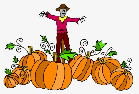 Free Pumpkin Patch Clip Art with No Background.