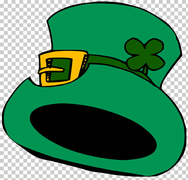 Hat Shamrock Saint Patricks Day , Happy St Patricks Day PNG.