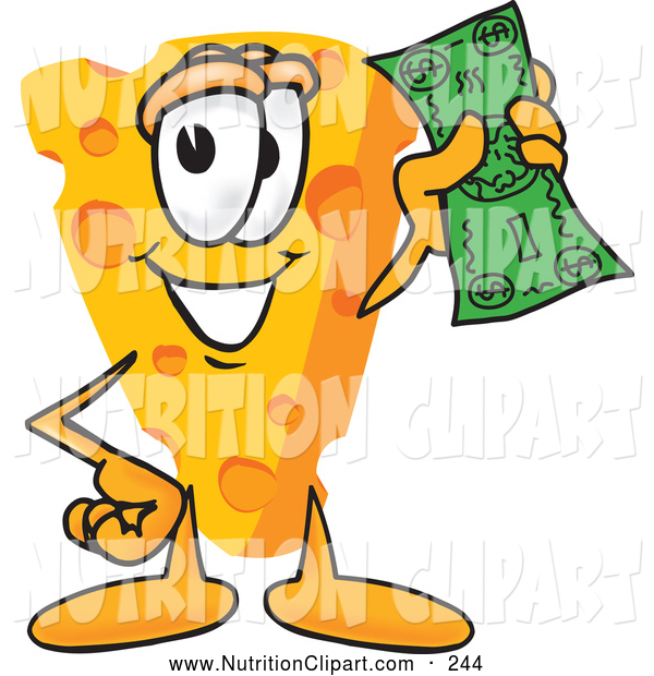 Dollar Vertical Clipart.