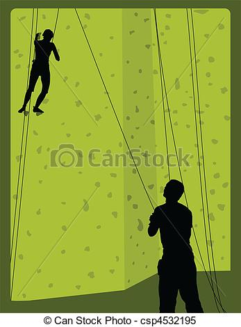 Rock climbing Clipart and Stock Illustrations. 5,573 Rock climbing.
