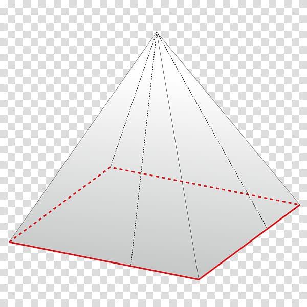 Directrix Pyramid Geometry Vertex Triangle, pyramid 5 step.