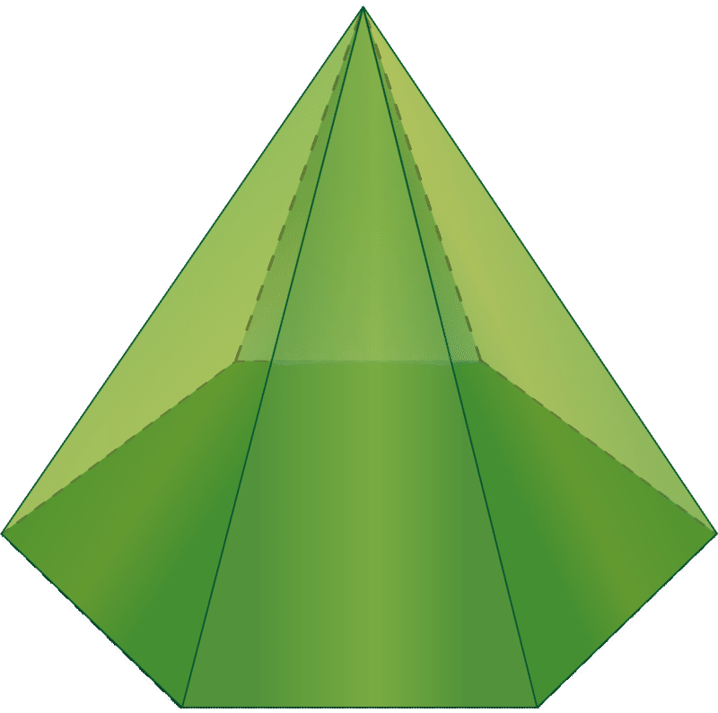 Faces, Edges, and Vertices of Solids ( Read ).