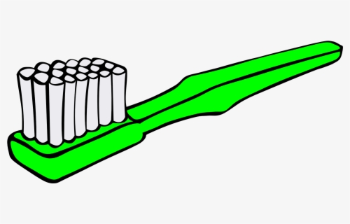 Free Toothbrush Clip Art with No Background.
