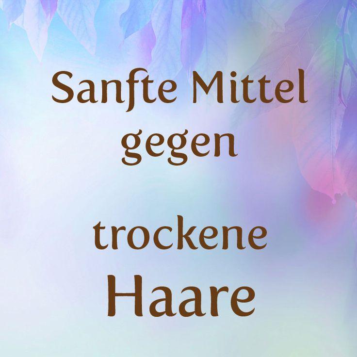 1000+ ideas about Hausmittel Gegen Trockene Haare on Pinterest.