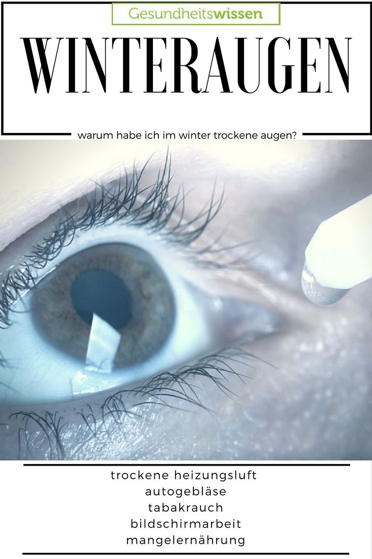 1000+ ideas about Trockene Augen on Pinterest.