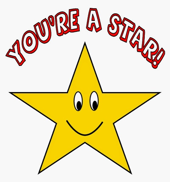 Very Good Star Clipart.