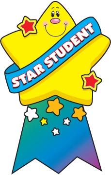 Very good stars clipart.