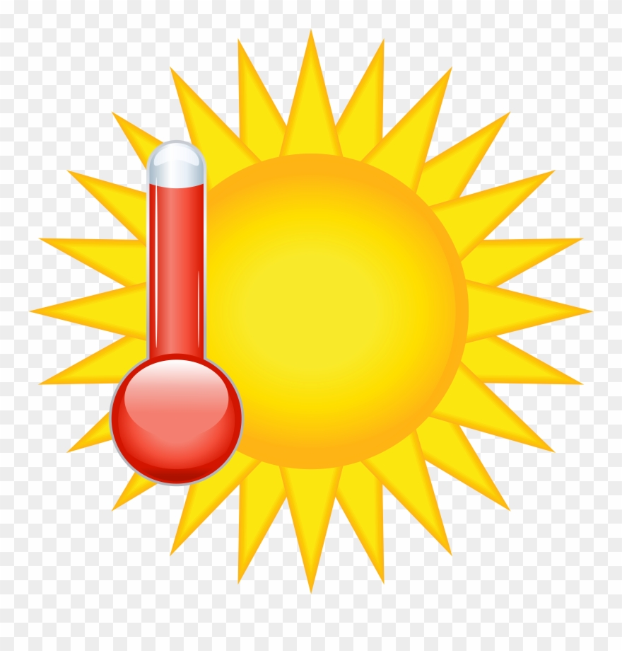 Hot Weather Icon Png Clip Art Transparent Png (#10770.
