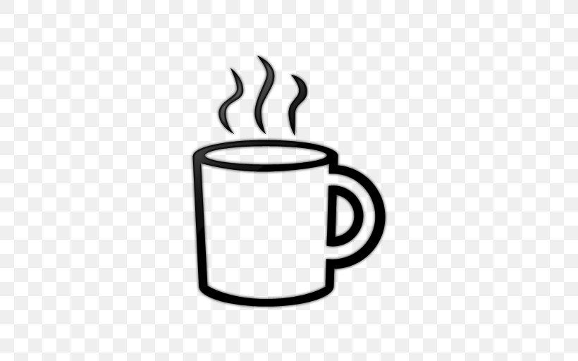 Coffee Cup Mug Clip Art, PNG, 512x512px, Coffee, Artwork.