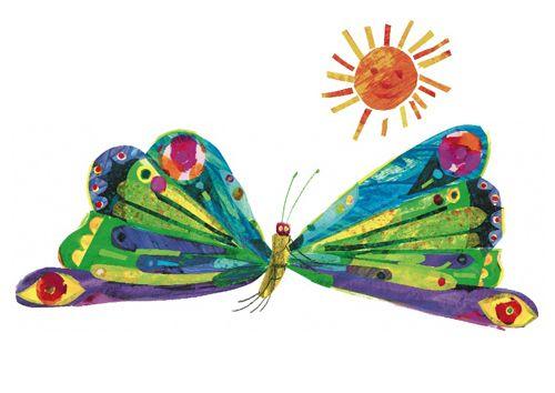 Butterfly Postcard.