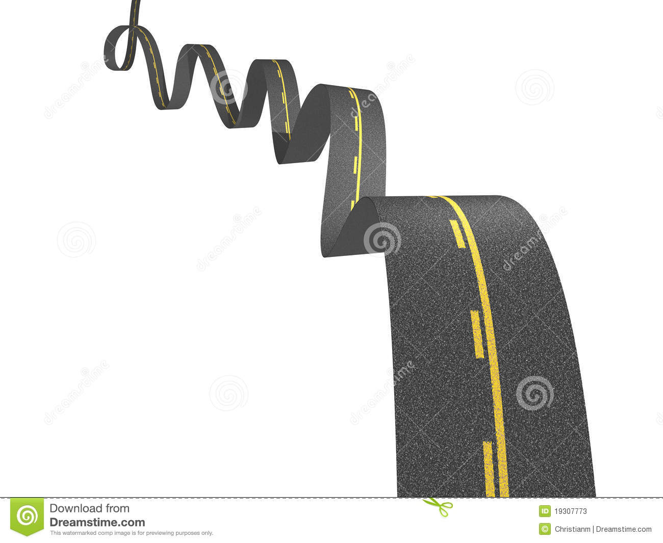 Pavement Stock Illustrations.
