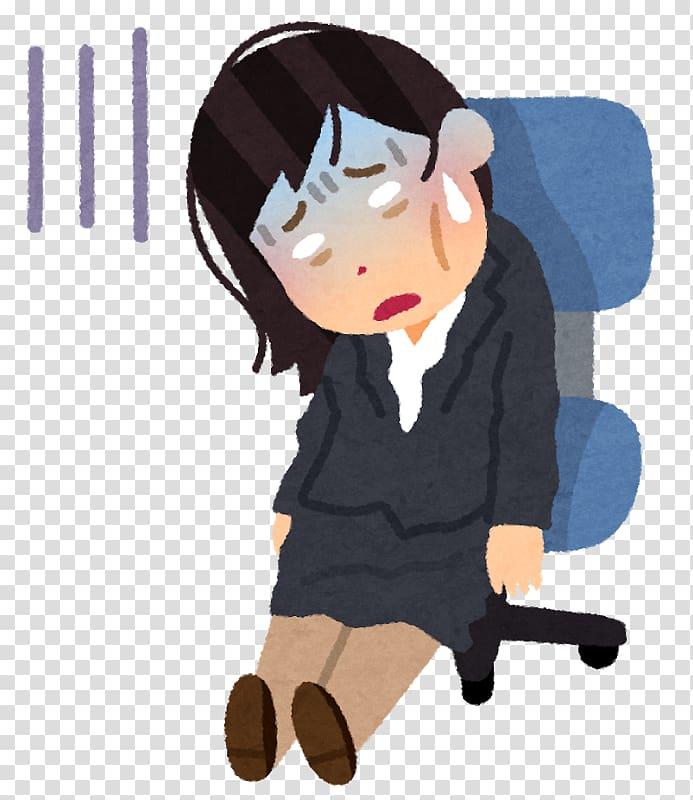 Feeling tired Body Disease Major depressive disorder Stress.