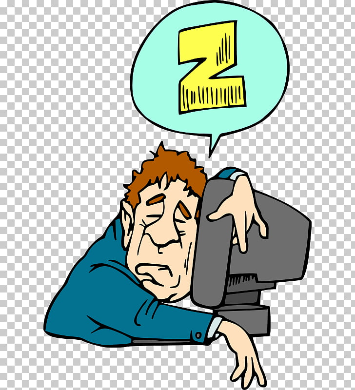 Sleep , TIRED PNG clipart.