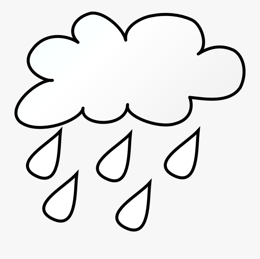 Rainy Weather Clip Art , Free Transparent Clipart.