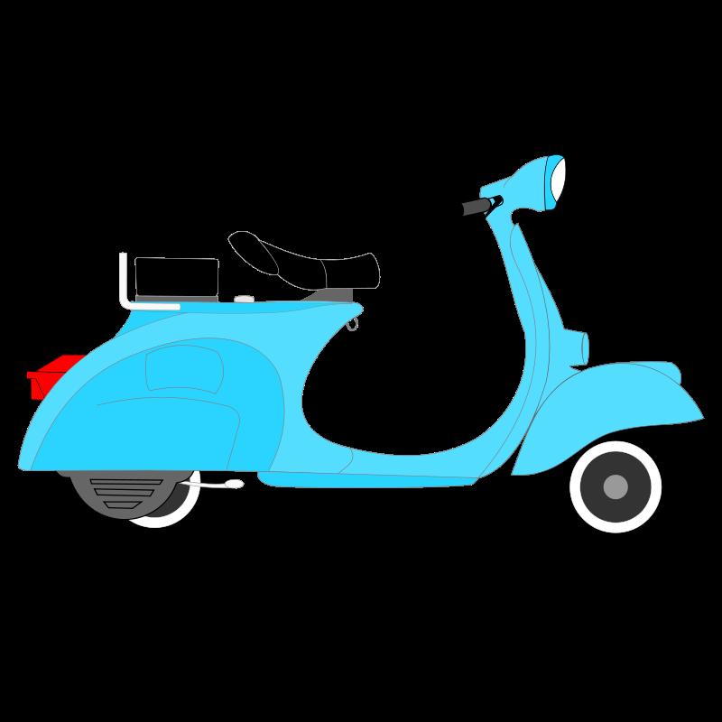 Vespa Clip Art Download.
