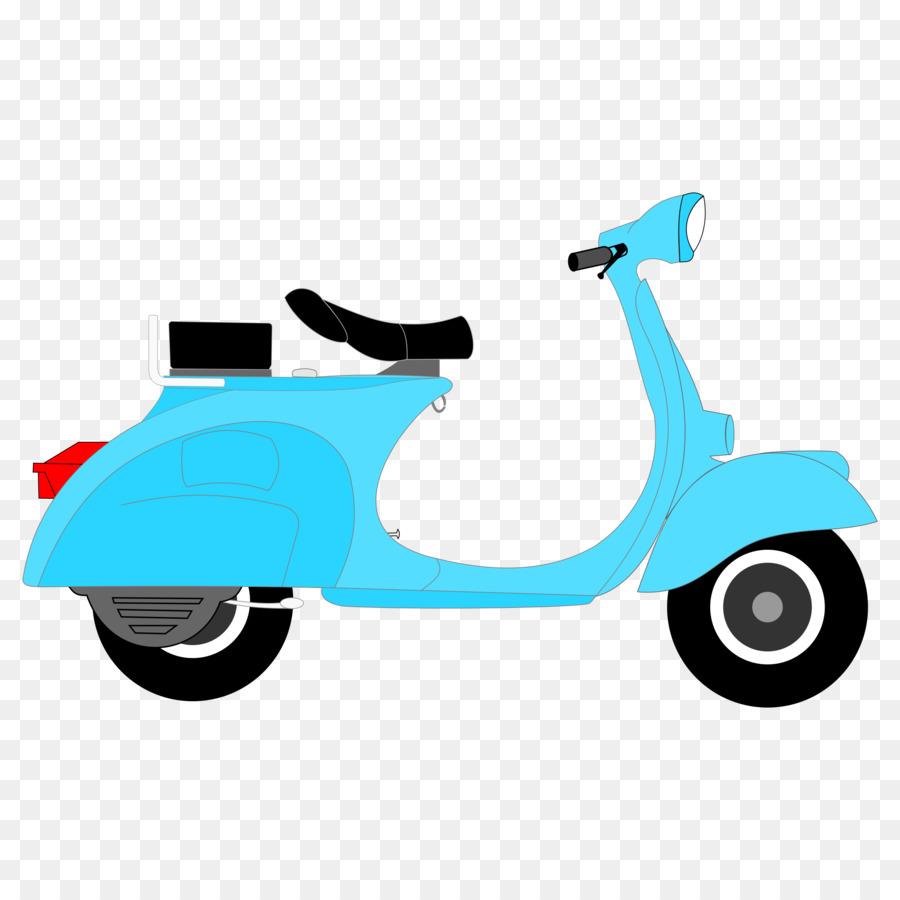 vespa clipart Vespa Piaggio Clip art clipart.